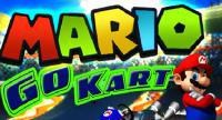 Mario Kart: Race against your friends in Mario Kart.