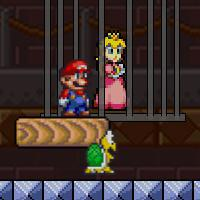 Mario - Save Peach: As a plumber, save the Princess